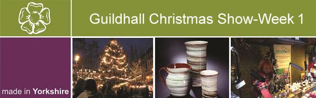 Guildhall Week 1